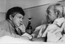 Thomas und Veit Harlan, Capri 1964